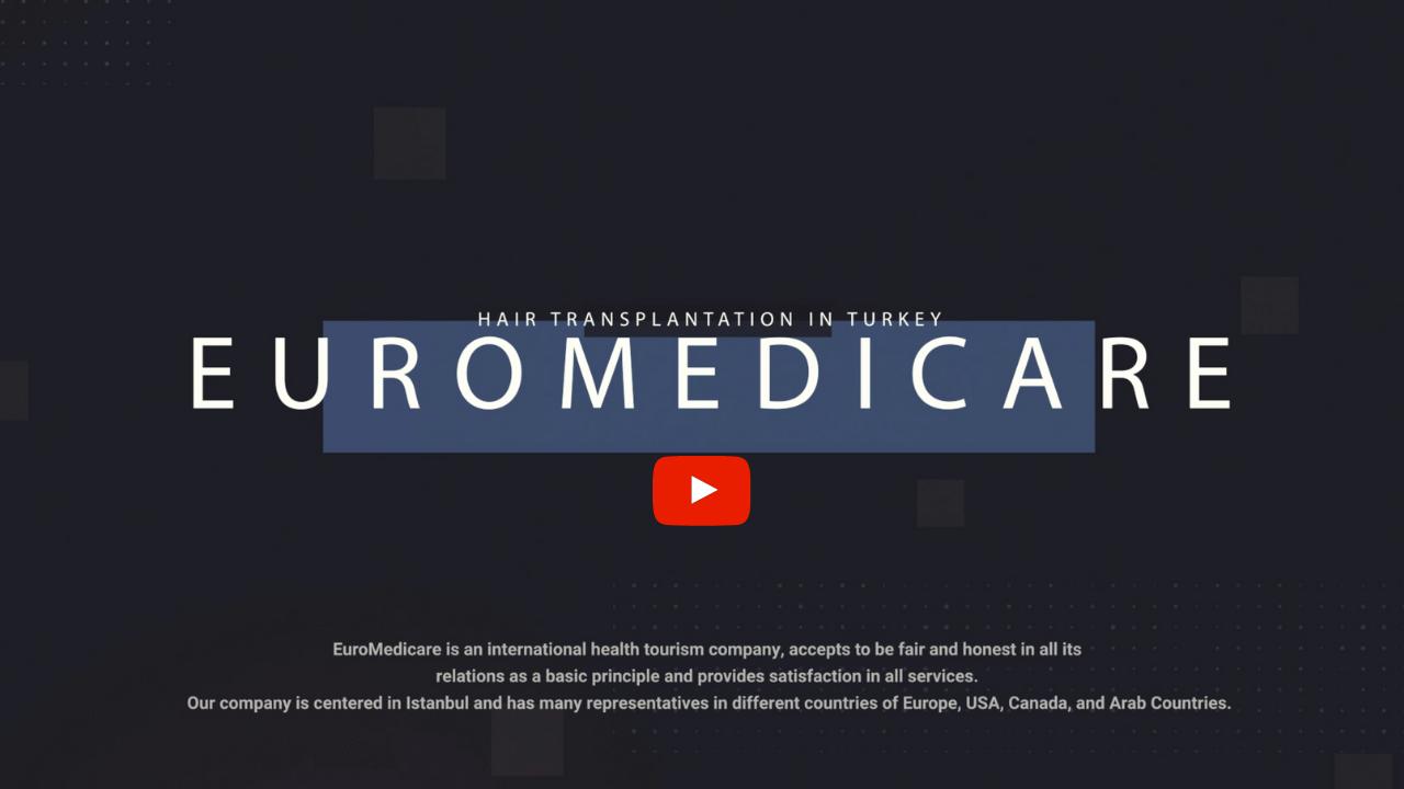 Türkiye'de EuroMedicare Saç Ekimi